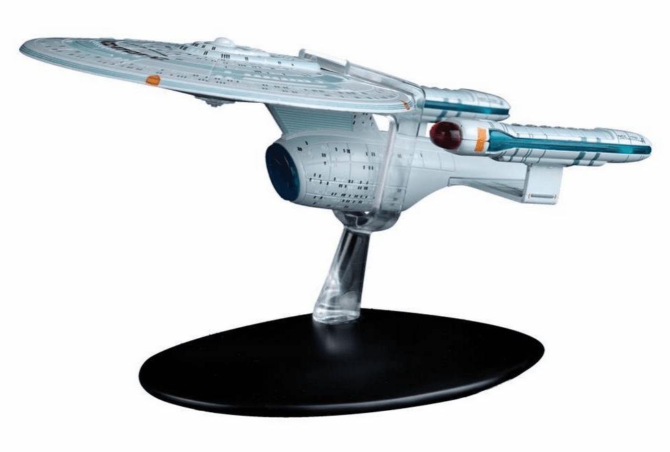Star Trek Ship Collection Magazine U.S.S. Enterprise NCC-1701-C