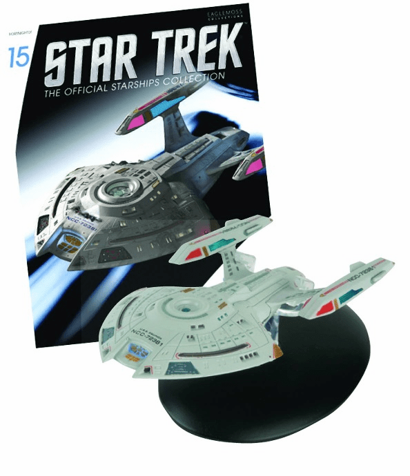 Star Trek Ship Collection Magazine USS Equinox