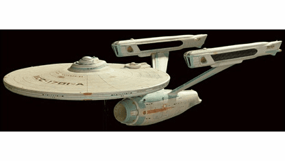 Star Trek Starships and Equipment