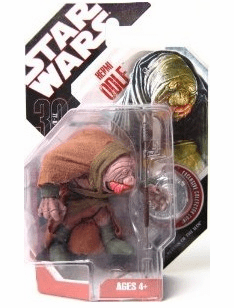 Star Wars 30th Anniversary #29 Hermi Odle Action Figure