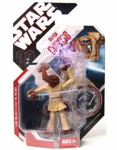 Star Wars 30th Anniversary #31 Roron Corobb Action Figure