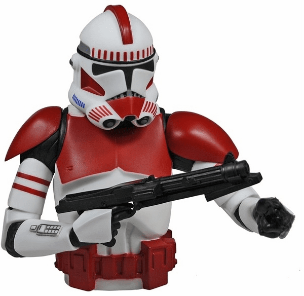 Star Wars Commander Thire Coin Bank