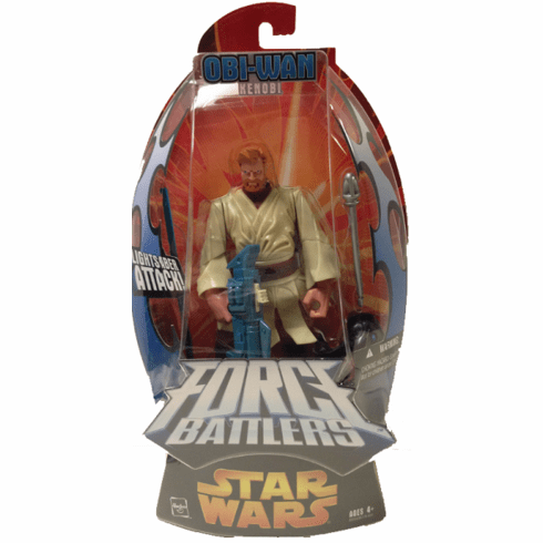 Star Wars Force Battlers Obi-Wan Kenobi Figure