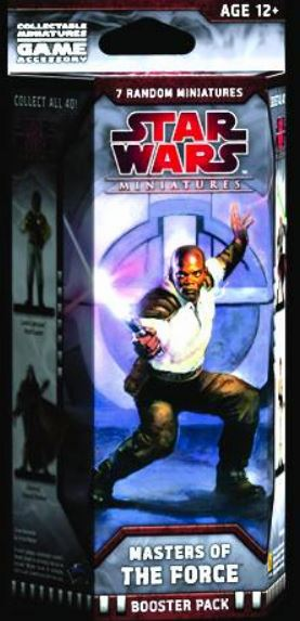 Star Wars Masters of the Force Booster Pack