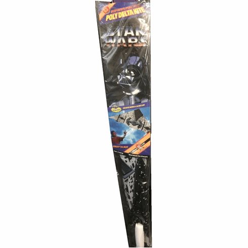 Star Wars Poly Delta Superflyer Darth Vader Tie-Fighter Kite