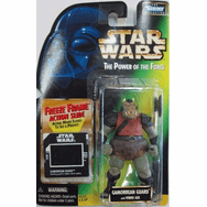 Star Wars Power of the Force Gamorrean Guard Figure