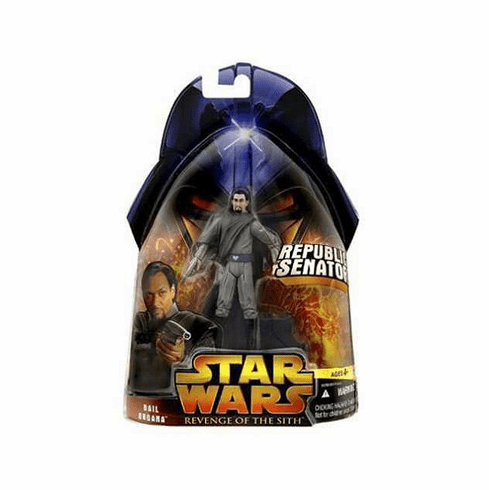 Star Wars Revenge of the Sith Bail Organa Figure