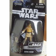 Star Wars Saga Collection Empire Strikes Back General Rieekan Figure