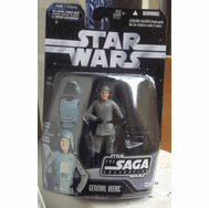 Star Wars Saga Collection Empire Strikes Back General Veers Figure