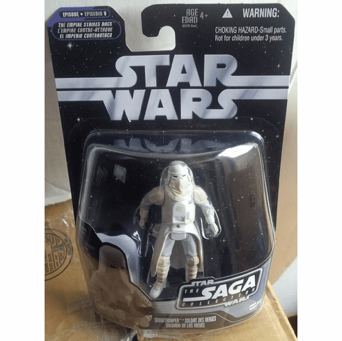 Star Wars Saga Collection Empire Strikes Back Snowtrooper Figure