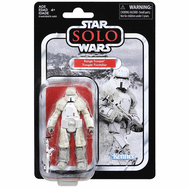 Star Wars Saga Vintage Collection Solo Range Trooper Figure