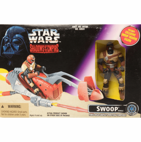 Star Wars Shadows of the Empire Swoop Set
