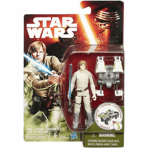 Star Wars The Force Awakens Luke Skywalker Figure