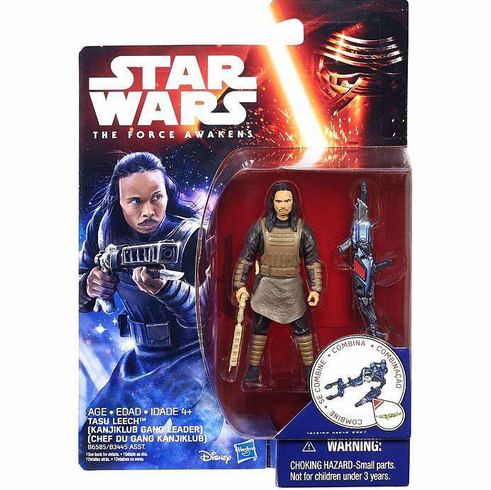 Star Wars The Force Awakens Tasu Leech Figure