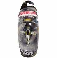 Star Wars Titanium Slave 1 Vehicle