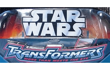 Star Wars Transformers Action Figures