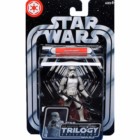 Star Wars Trilogy Collection Stormtrooper Figure