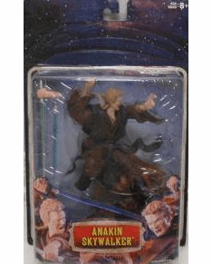 Star Wars Unleashed Anakin Skywalker Figure