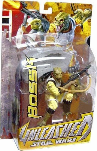 Star Wars Unleashed Bossk Figure