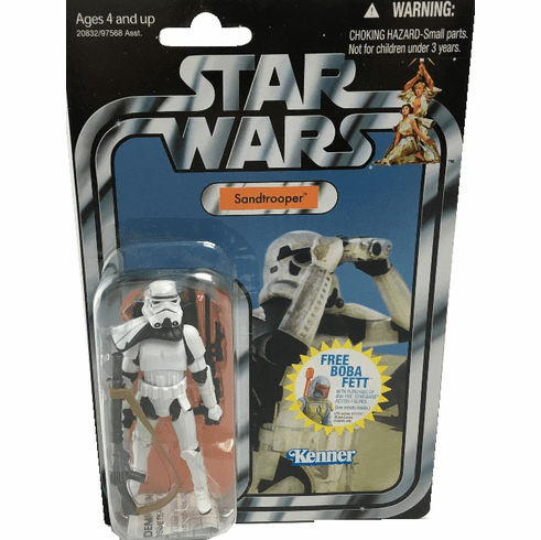 Star Wars Vintage Collection A New Hope Sandtrooper Figure