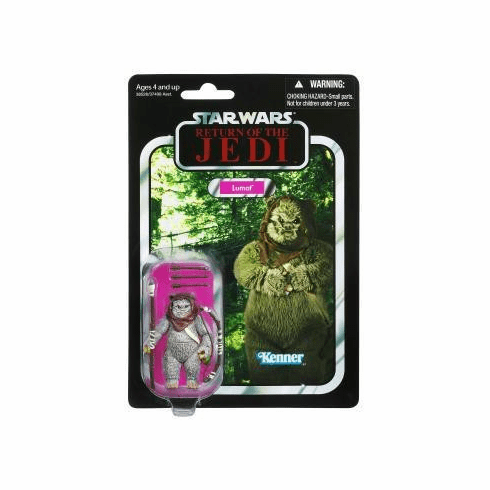 Star Wars Vintage Collection Return of the Jedi Lumat Figure