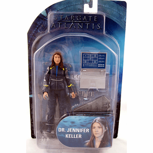 Stargate Atlantis Series 3 Doctor Jennifer Keller Action Figure