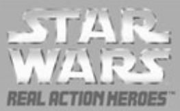 Star Wars Real Action Heroes Figures