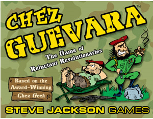 Steve Jackson Games Chez Guevara Card Game
