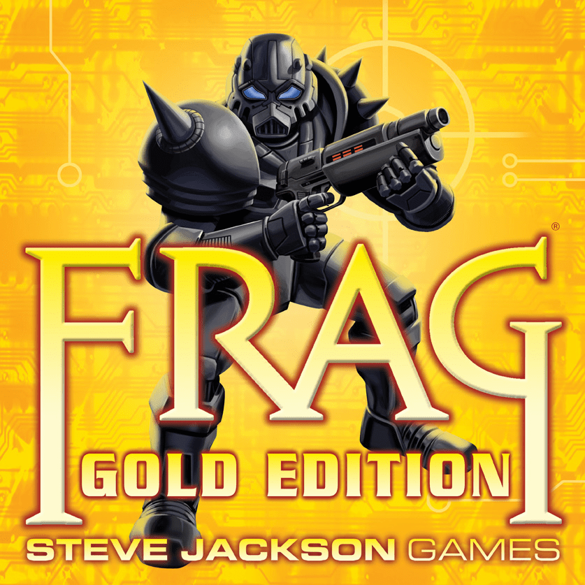 Steve Jackson Games Frag Gold Edition Game