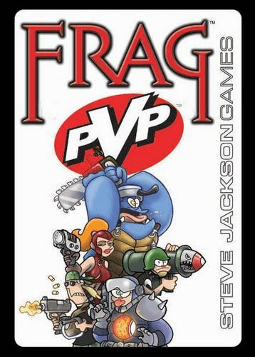 Steve Jackson Games Frag PvP Expansion Card Game