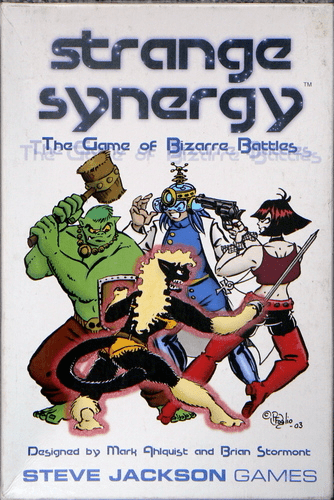 Steve Jackson Games Strange Synergy Card Game