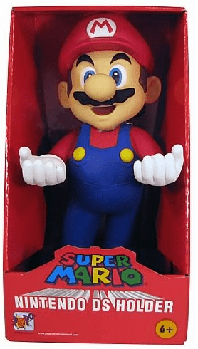 Super Mario Nintendo 3DS Holder Mario Statue