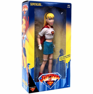 "Superman Animated Series Supergirl 10"" Figure"