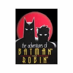 The Adventures of Batman & Robin Action Figures
