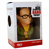 The Big Bang Theory Leonard Hofstadter Stress Doll