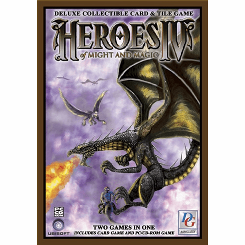 Heroes of Might & Magic IV CCG & Tile Game Deluxe Set