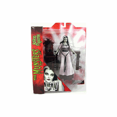 Diamond Select The Munsters Lily Munster Action Figure