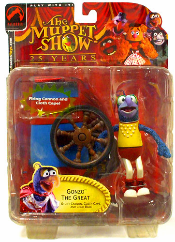 The Muppet Show Series 2 Gonzo The Great Action Figure