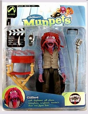 The Muppet Show Series 6 Clifford Action Figure