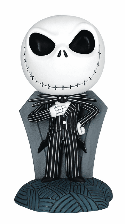 The Nightmare Before Christmas Jack Skeleton Coin Bank