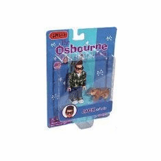 The Osbourne Family Smiti Jack Figure