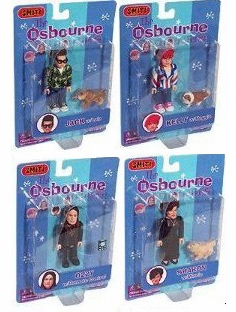 The Osbourne Family Smiti Set