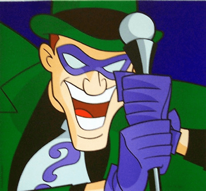 The Riddler Collectibles