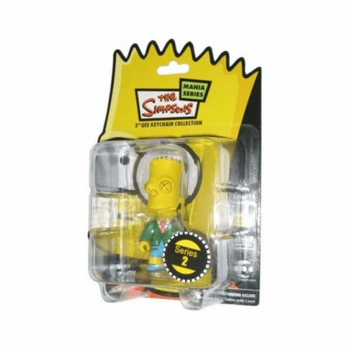The Simpsons Bart the Funeral Qee Figure