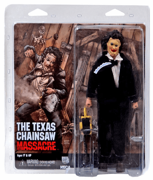 The Texas Chainsaw Massacre Retro Leatherface Pretty Woman Figure
