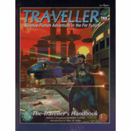 The Traveller's Handbook RPG Core Rules