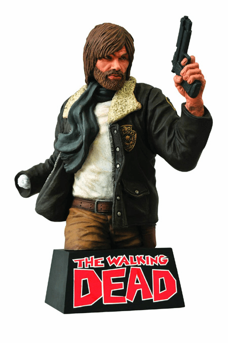 The Walking Dead Rick Grimes Coin Bank