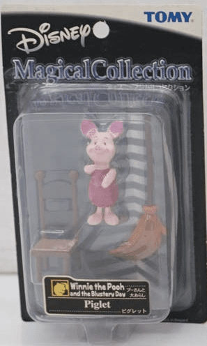 Tomy Disney Magical Collection Piglet Figure