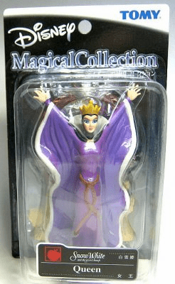 Tomy Disney Magical Collection Snow White Queen Figure