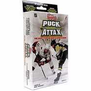 Topps Puck Attax Head-to-Head Game Starter Game Deck